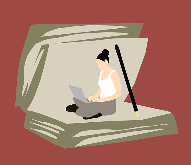 absorbed, book, girl