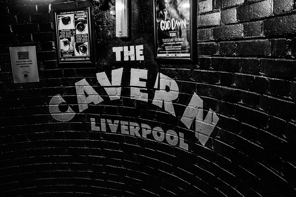 liverpool, the beatles, the cavern