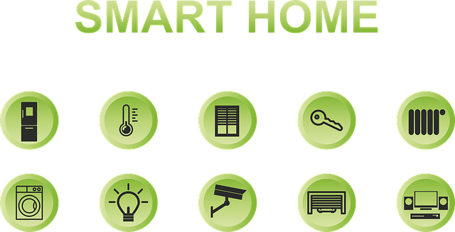 smart home button green refrigerator temperature roller blind window security key heating thermostat washing machine light current surveillance camera garage door multimedia music system symbol about icon digital app networking communication mobile internet smart home smart home smart home smart home smart home thermostat