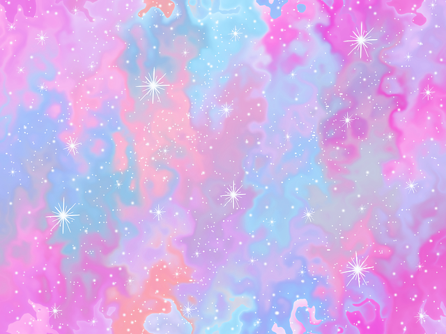 space, psychedelic, colorful
