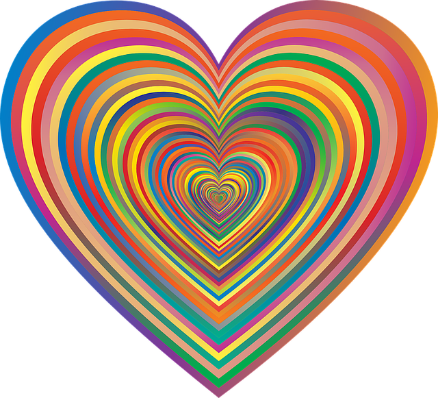 colorful prismatic chromatic rainbow psychedelic abstract hearts love romance passion valentine shiny metallic geometric art chromatic rainbow rainbow rainbow rainbow rainbow psychedelic psychedelic psychedelic hearts hearts love
