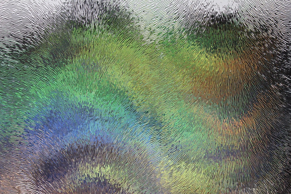 frosted glass, background, psychedelic