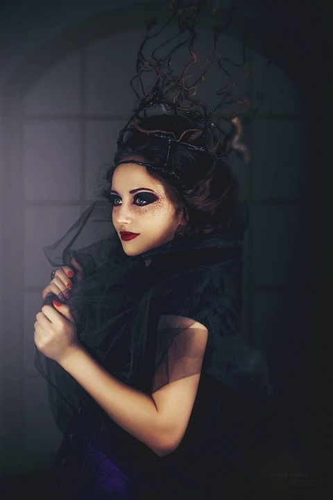 woman girl fantasy portrait model jewellery hairstyle poster make up h m photoshop art creativity face horror head scenario youth red lips human nice red lips sweet pretty clothing fashion exotic beautiful mouth teen skin color crown queen veil halloween gloomy painting gothic vintage chess game hands melted black the witch eyes scary makeup window church architecture gothic architecture queen queen halloween gothic gothic gothic gothic gothic scary